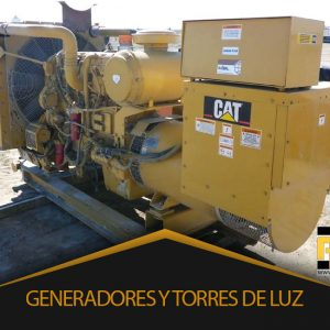Generadores y Torres de Luz