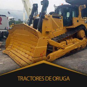 Tractores de Oruga